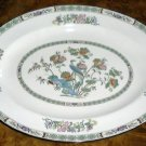 KUTANI CRANE 15 1/2 inch Oval Platter Wedgwood England