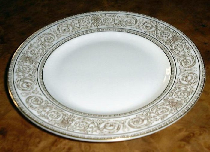 SOVEREIGN by Royal Doulton BREAD & BUTTER, England China