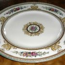 Columbia Enameled Wedgwood 8 in Salad Plate w595