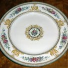 Older Columbia Enameled by Wedgwood 9 in Luncheon Plate