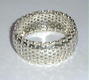 International Co Sterling Silver Napkin Ring