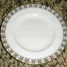 HERALDIC Royal Crown Derby 9 inch Luncheon Plate English Bone China