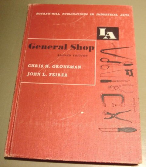 GENERAL SHOP, Second Edition