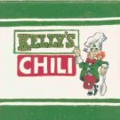 Kelly's Chili Hand Painted Decorative Tile by Tennessee Artis