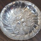 S Kirk & Son Sterling Silver REPOUSSE Bon Bon Bowl