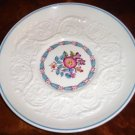 Wedgwood Patrician MORNING GLORY Cream Soup Saucer