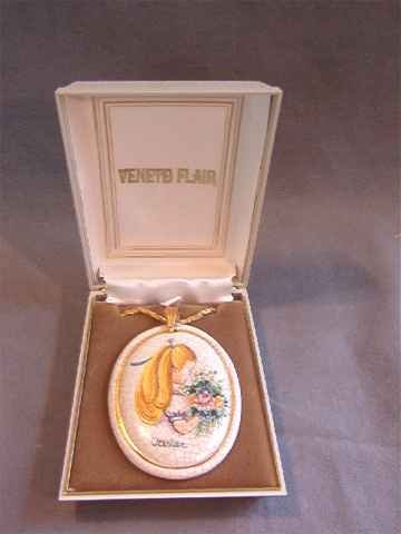 Veneto Flair Spring Magic Ltd Edition Pendant No. 175 out of 7500