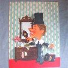 Kapralik Caricature Mickey Rooney A YANK AT ETON