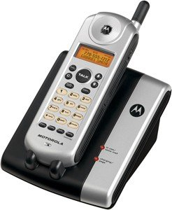 Motorola MA551 - 5.8GHz Cordless Phone with Caller ID