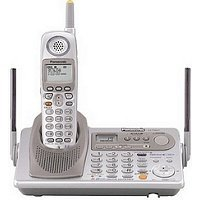 Panasonic KX-TG5471S 5.8GHz Cordless Phone and Digital Answering System