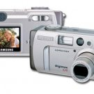 Samsung DIGIMAX 420 - 4.0 Megapixel 4X Digital Zoom Video Out PAL-NTSC- Movie Mode