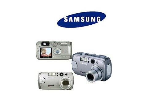 Samsung Digimax V6 Micro Digital Camera, 6.0 Megapixel, 3x Optical, 4x Digital Zoom