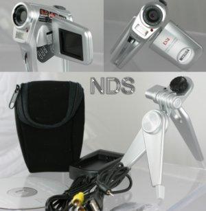 Mitsuba DV4X - 8.0 Mega Pixels Digital Camera-Video Camcorder with 4x Digital Zoom NTSC-PAL