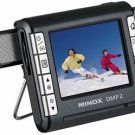 Minox DMP-2 Compact Multimedia (NTSC-PAL) Video,Mp3,Voice Player