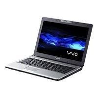 Sony VAIO FJ170 - 1.73GHz DVDRW Notebook - 100 GB Hard Drive