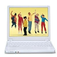 Averatec Wireless Notebook - AMD Mobile Sempron 3000+ (1.8 GHz), 512MB RAM, 60GB Hard Drive,