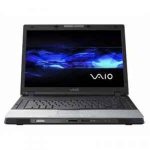 Sony VAIO Pentium M 750 1.86GHz Wireless DVDRW Notebook PC