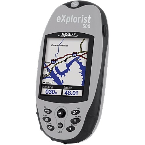 Magellan Magellan eXplorist 500 GPS Unit