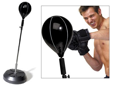 Punching Ball Set With Boxing gloves