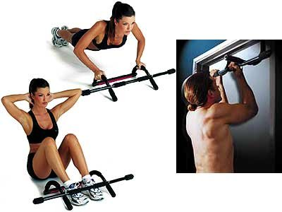 Chin-Up Exercise Bar