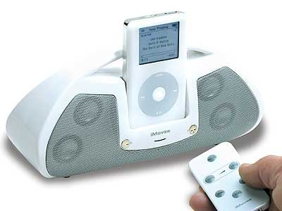 Motokata - MP3 Super Sound Speaker for iPod