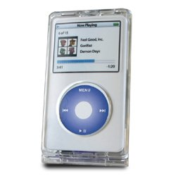 Apple Nano Transparence Ipod Case