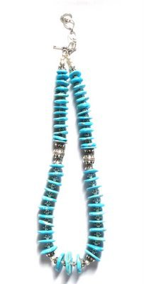 TQ001       Turquoise Necklace