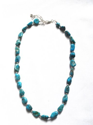 TQ003       Turquoise Necklace