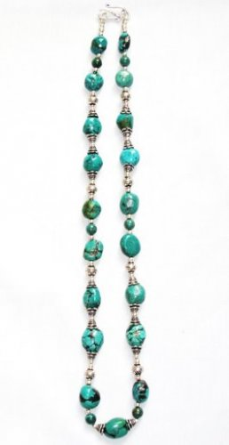 TQ023       Turquoise Necklace