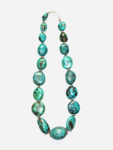 TQ025       Turquoise Necklace
