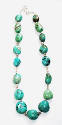 TQ030       Turquoise Necklace