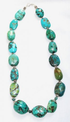 TQ039       Turquoise Necklace