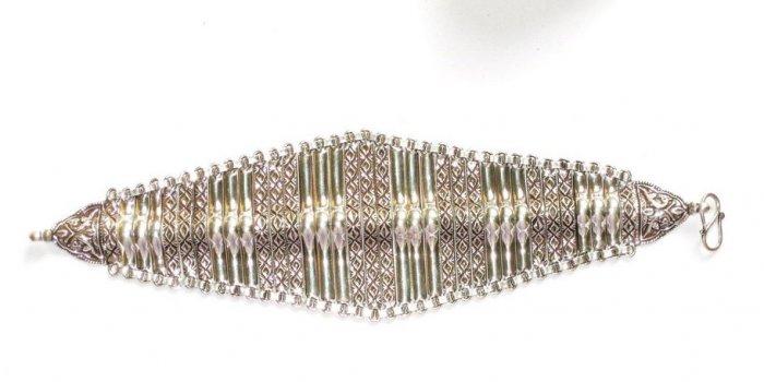 AQ027       Bracelet in Sterling Silver