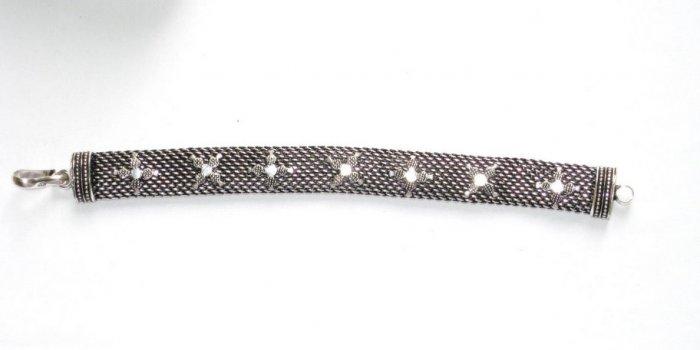 AQ031       Bracelet in Sterling Silver