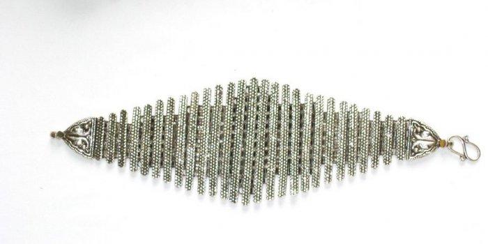 AQ039       Bracelet in Sterling Silver