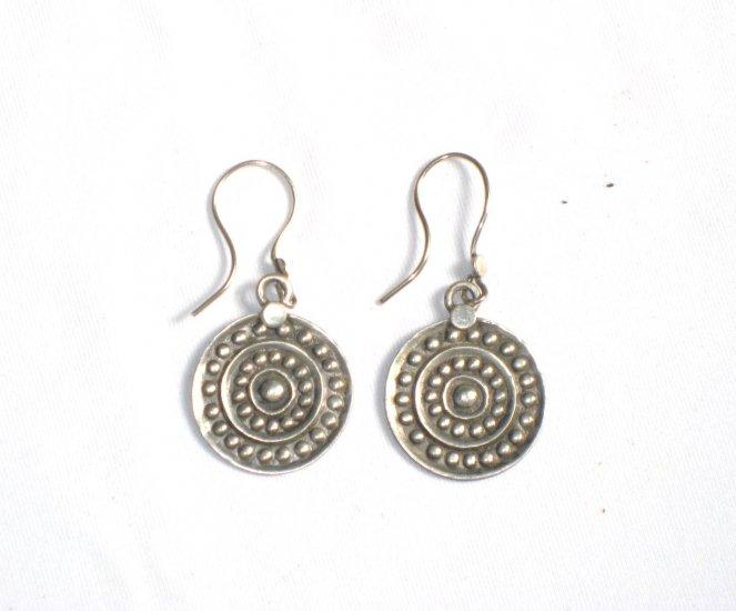 AQ064     Earrings in Sterling Silver