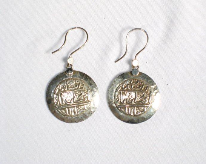 AQ065     Earrings in Sterling Silver