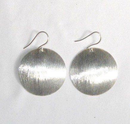 AQ084    Earrrings in Sterling Silver