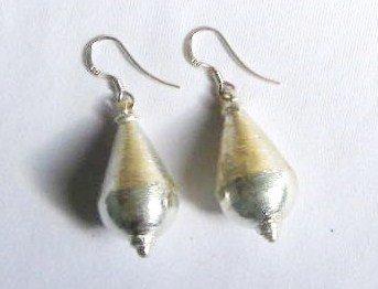 AQ085    Earrrings in Sterling Silver