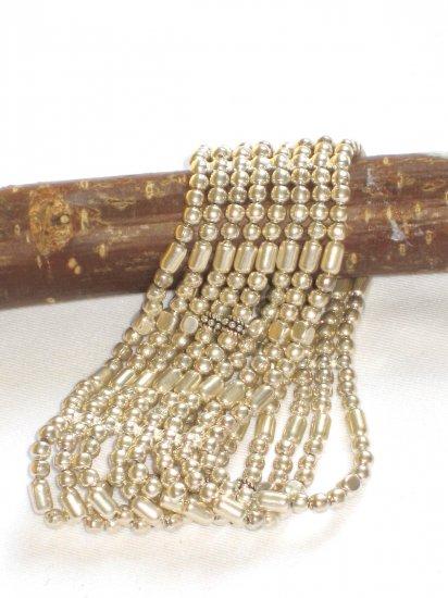 ST262 Oxidized Sterling Silver Bracelet