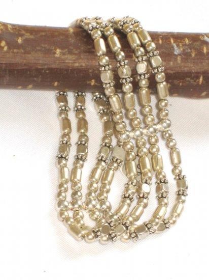 ST269 Oxidized Sterling Silver Bracelet