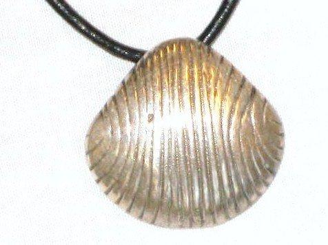 PN518 Oxidized Sterling Silver Pendant