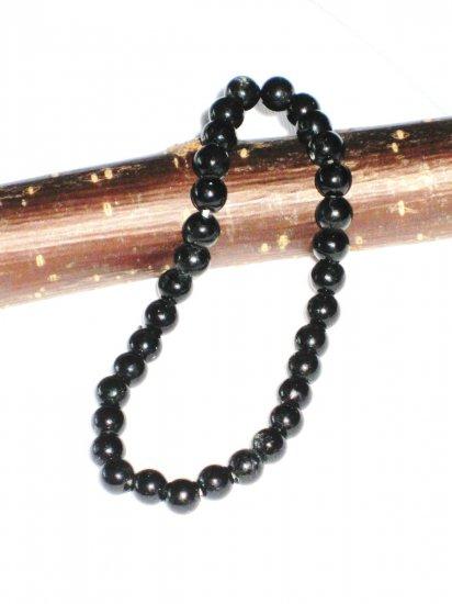 ST476 Onyx Bracelet in Sterling Silver