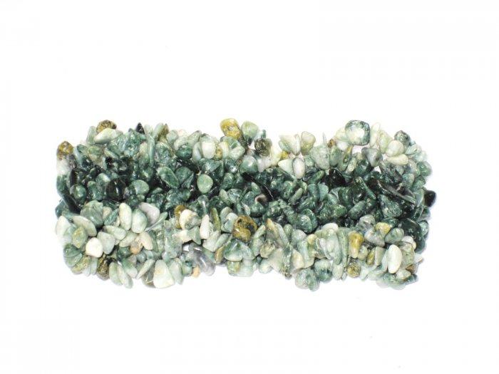 ST138 Agate Bracelet in Sterling Silver