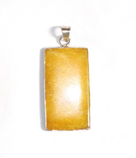 PN126 Agate Pendant in Sterling Silver