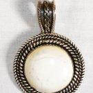 PN322       Opal Pendant in Sterling Silver