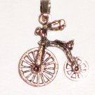 CP024       Cycle Pendant in Sterling Silver