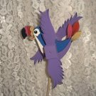 Tucan Sam Whirligig- Wind, mobile, motion