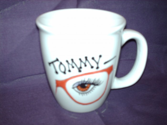 Your Name on a Coffee Mug - OPTOMETRIST