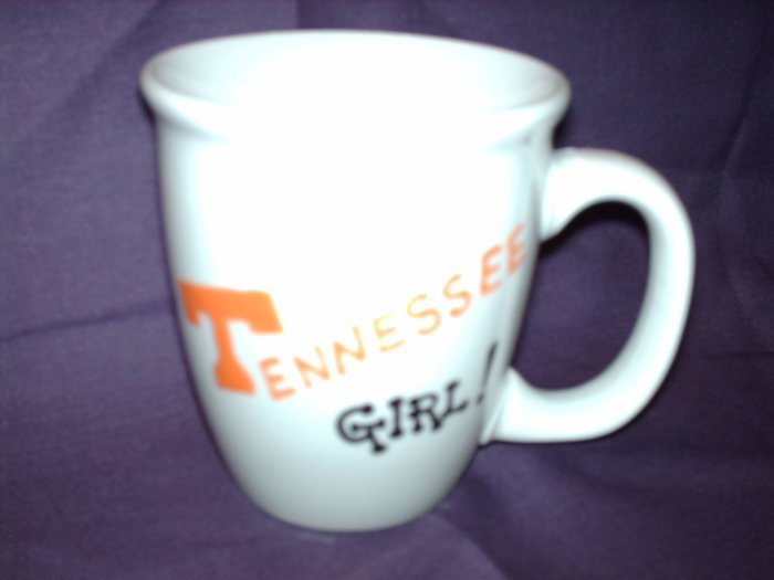 Your Name on Personalized Coffee Mug-TENNESSEE GIRL